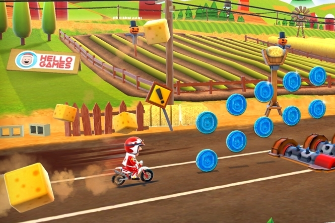 Modojo | Joe Danger Touch Cheats And Tips