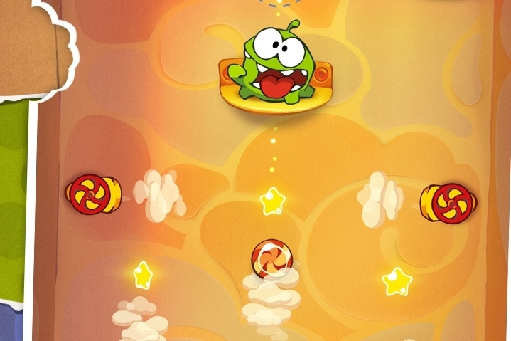 Modojo | Cut The Rope Steam Box Walkthrough