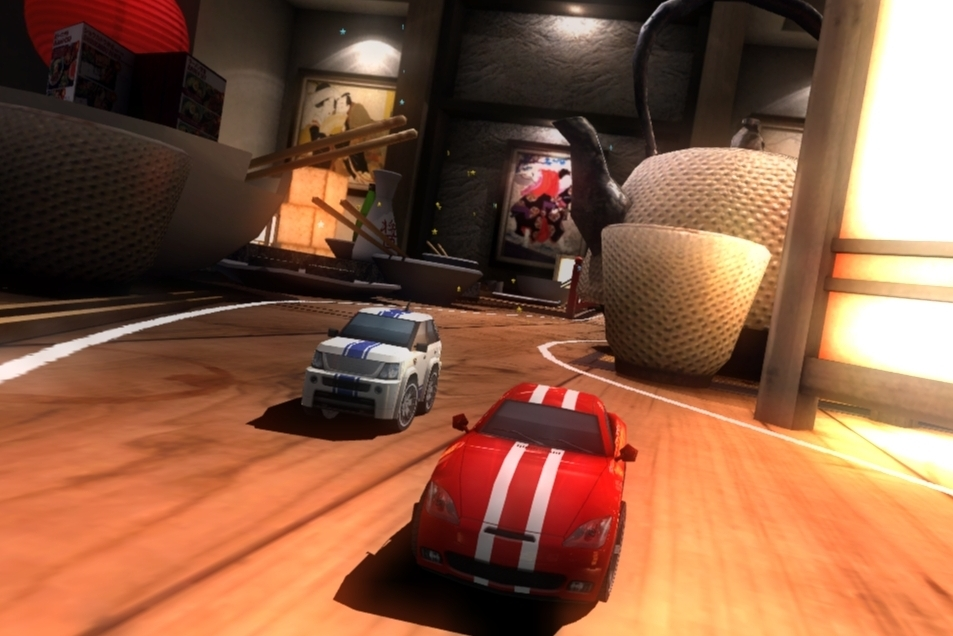 Modojo | Exclusive: Table Top Racing Screenshots