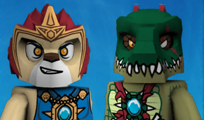 Modojo | LEGO Legends of Chima: Speedorz Cheats And Tips