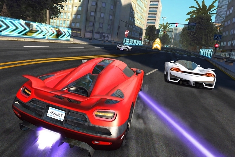 Modojo | Asphalt 7: Heat Updated With New Cars And Events