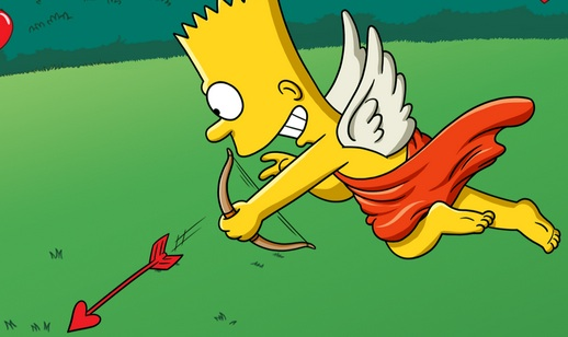 Modojo | The Simpsons: Tapped Out Celebrates Valentine's Day With New Update