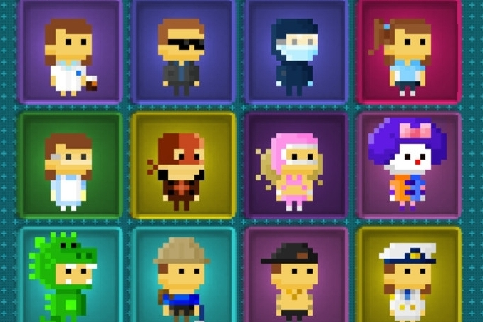 Modojo | Pixel People Cheats And Tips: All The Professions