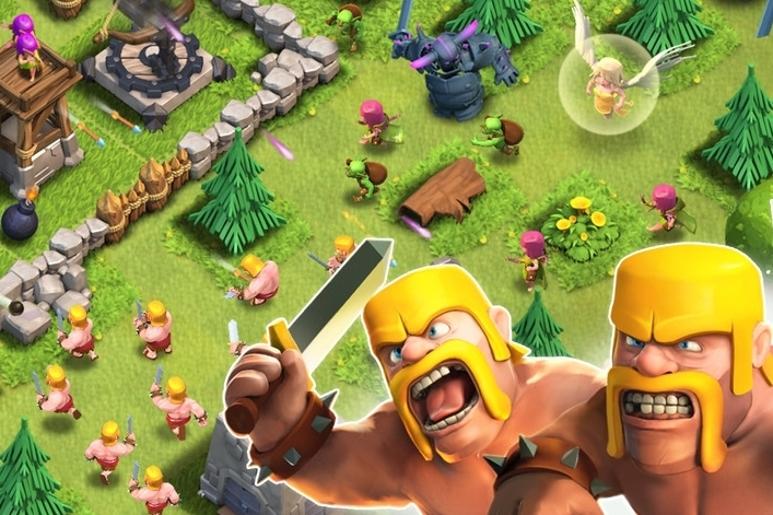 Modojo | Clash Of Clans Updated to Version 3.25