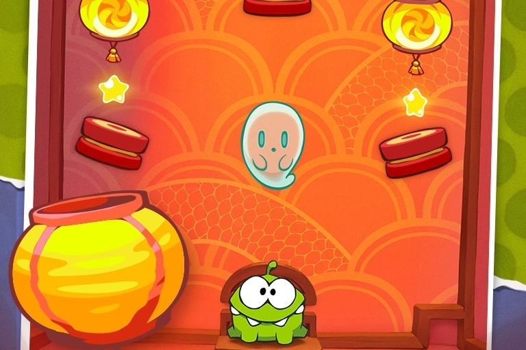 Modojo | Cut The Rope 'Lantern Box' Update Hits The App Store