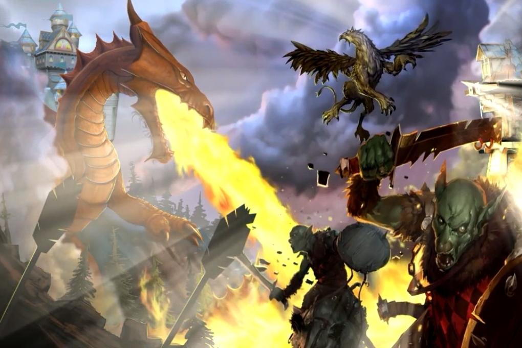 Modojo | Dragon Storm