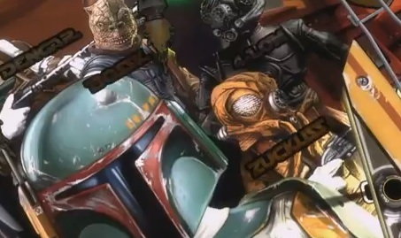 Modojo | Star Wars Pinball Boba Fett Trailer