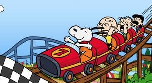 Modojo   Snoopy Coaster Will Take iOS Players On A Wild Ride