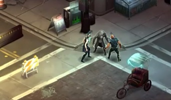 Modojo | Shadowrun Returns: Roll That Beautiful Game Footage