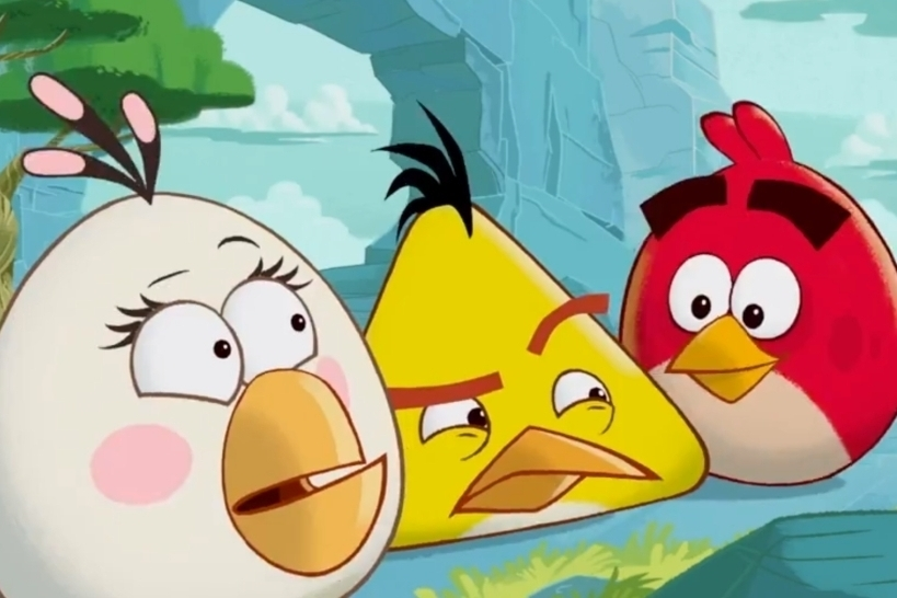 Modojo | Angry Birds Toons Coming To Mobiles Next Week