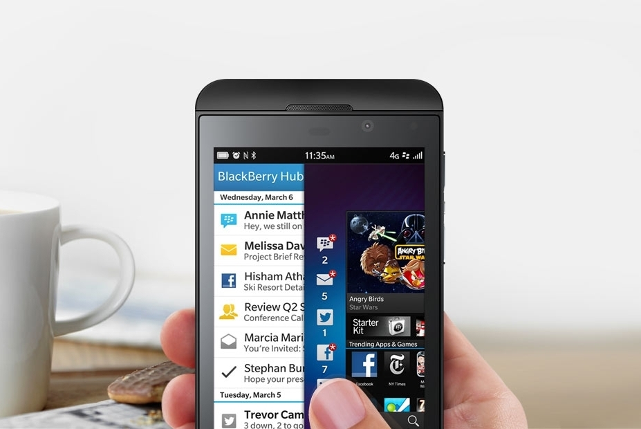 Modojo | BlackBerry Z10 Review