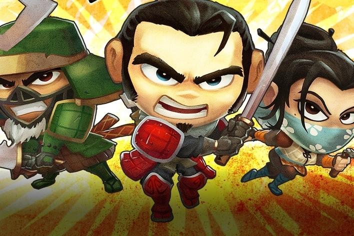 Modojo | Samurai Vs Zombies Defense 2