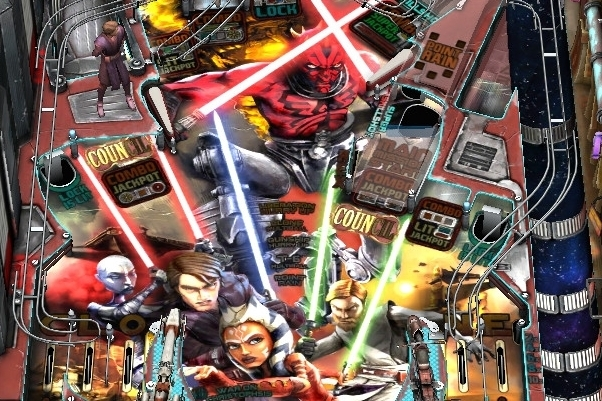 Modojo | Star Wars Pinball Out Now On The App Store