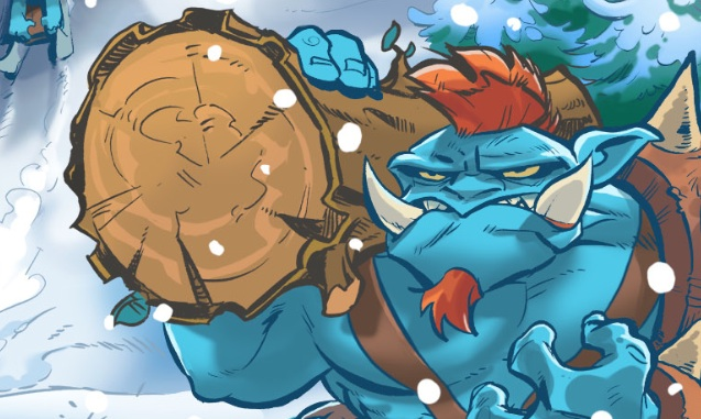 Modojo | Kingdom Rush Winter Storm Update Live For iPhone And iPad