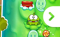 Modojo | New Cut The Rope From ZeptoLab On Its Way