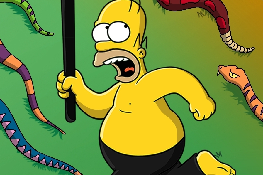 Modojo | The Simpsons: Tapped Out 'Whacking Day' Update Released