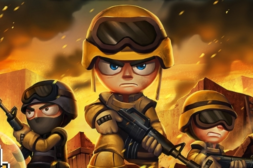 Modojo | Tiny Troopers 2: Special Ops