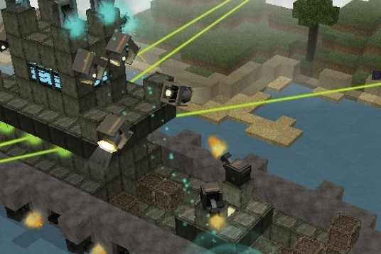 Modojo | Block Fortress Update Adds World Sharing, New Objects And Tweaks