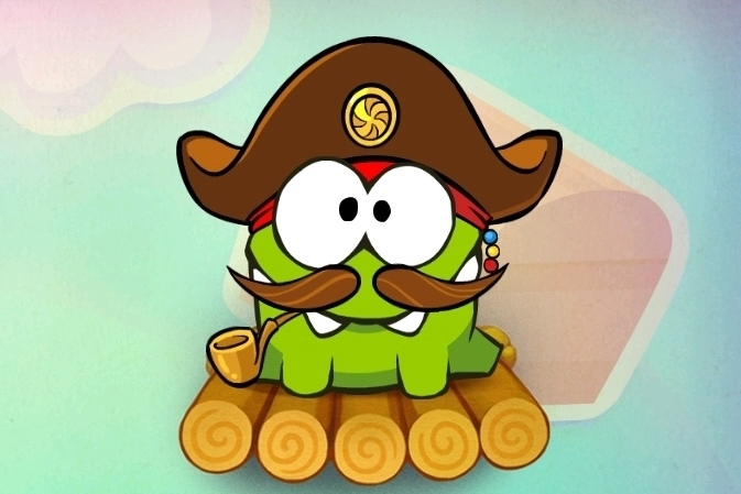 Modojo | Cut The Rope: Time Travel Cheats And Tips - Pirate Ship Walkthrough