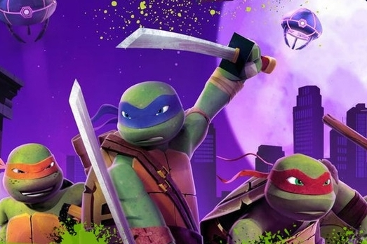 Modojo | Teenage Mutant Ninja Turtles: Rooftop Run Out Now