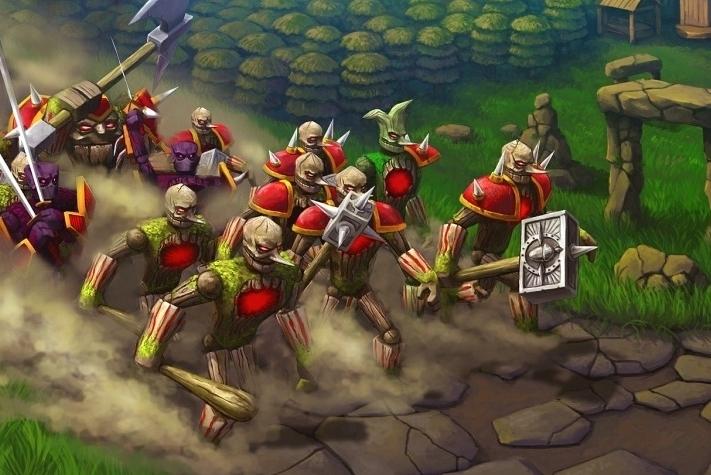Modojo | First Wood War