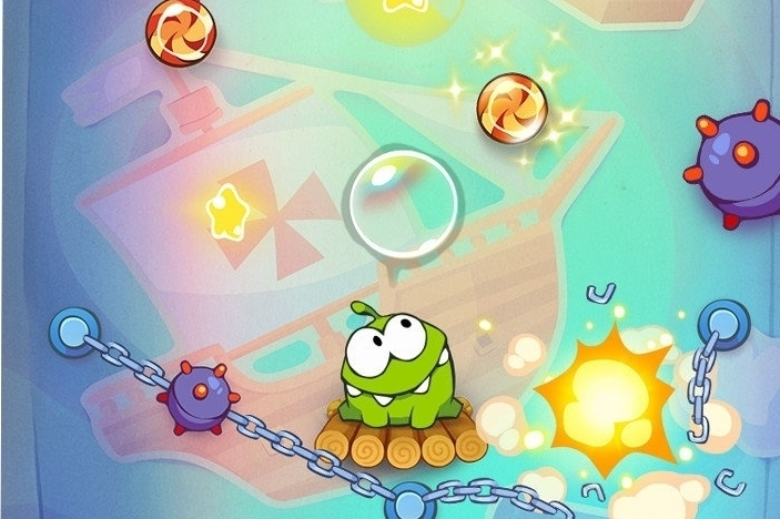 Modojo | Cut The Rope: Time Travel Cheats And Tips - Ancient Greece Walkthrough