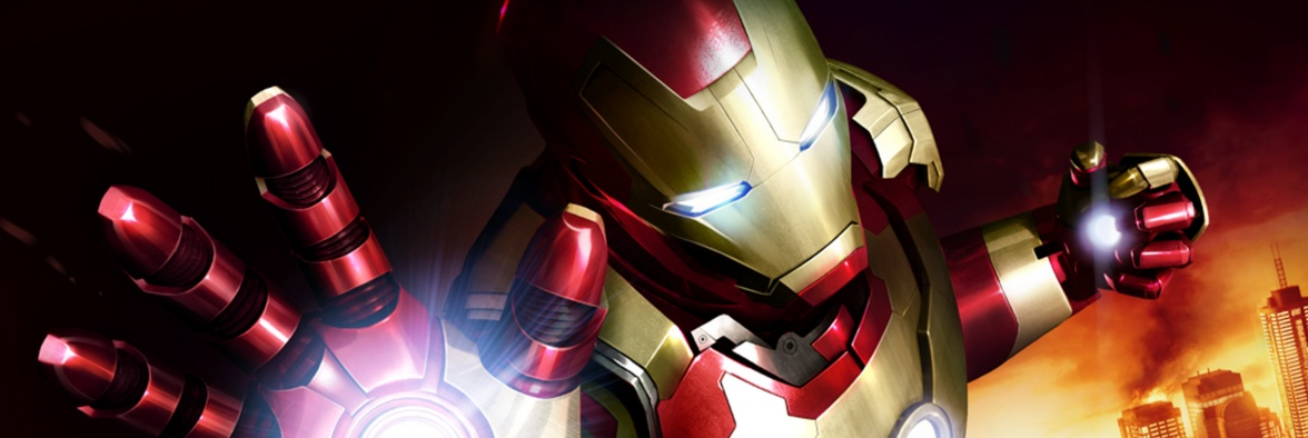 Modojo | Iron Man 3: The Official Game