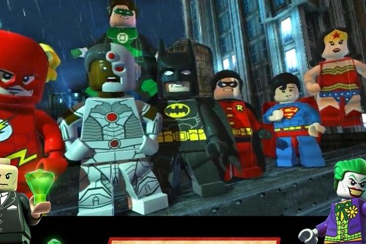 Modojo | LEGO Batman: DC Super Heroes