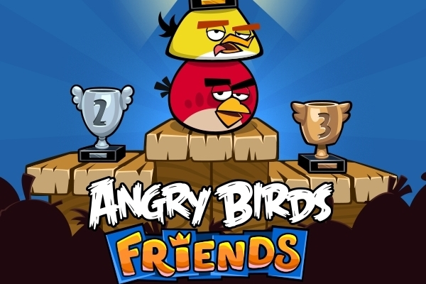 Modojo | Angry Birds Friends For iOS & Android Coming May 2nd