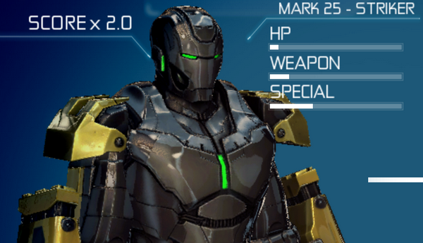 Modojo | Iron Man 3: The Official Game- Get More Stark Credits