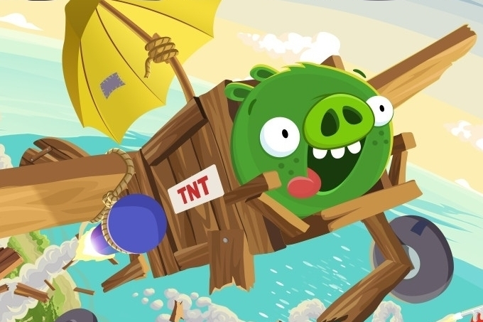 Modojo | Bad Piggies Update Introduces 15 New Levels