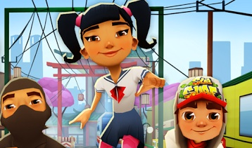 Modojo | Subway Surfers Downloaded Over 175 Million Times