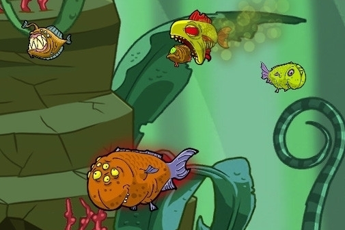 Modojo | Zombie Fish Tank