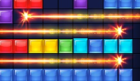 Modojo | Tetris Blitz Power-Up Walkthrough - Lasers