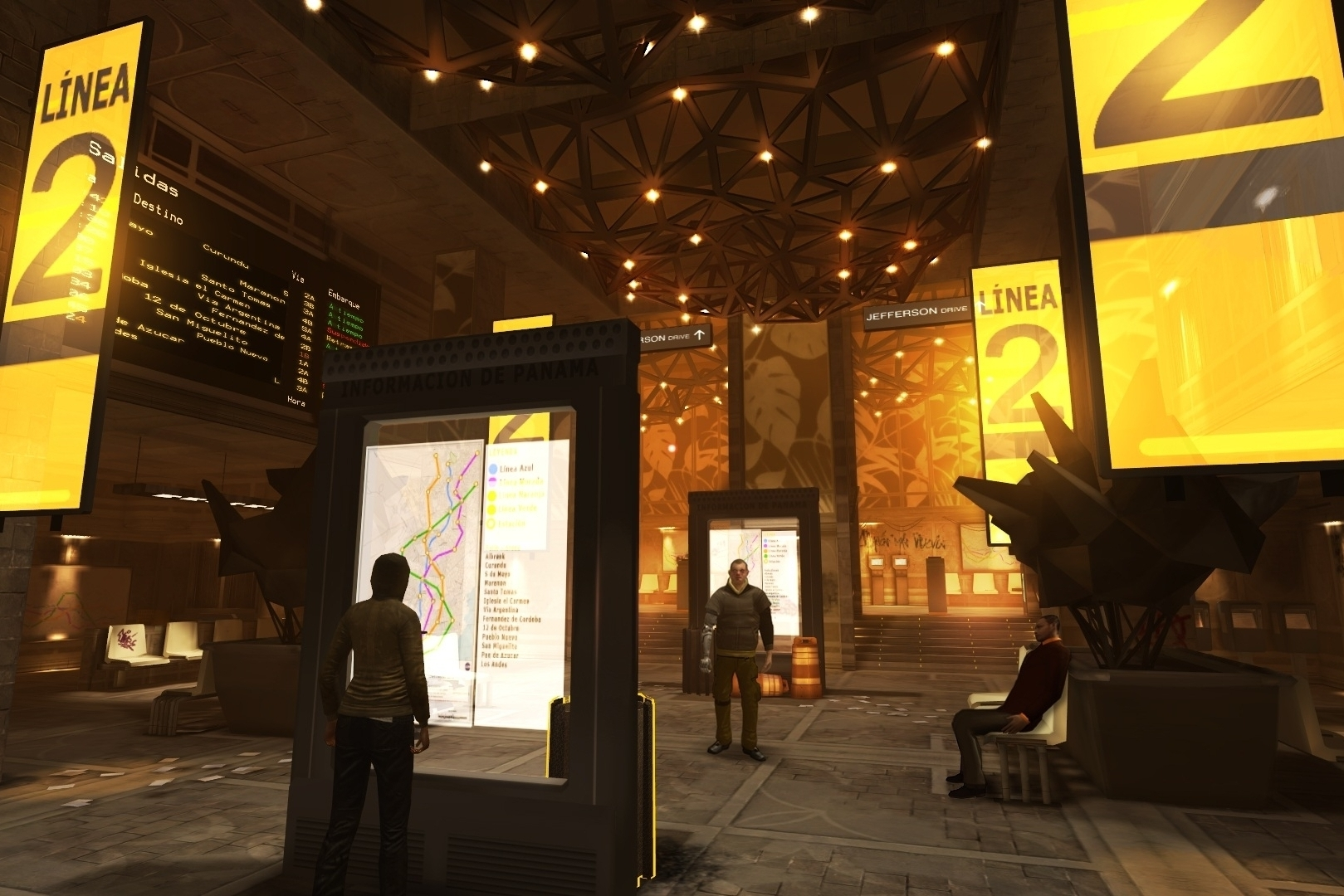 Modojo | Deus Ex: The Fall Screenshot Gallery