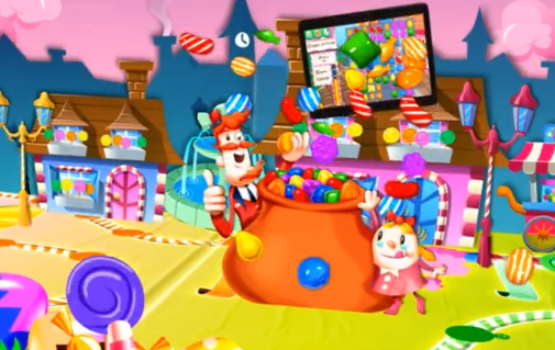 Modojo | Candy Crush Saga Promo Entices New Players