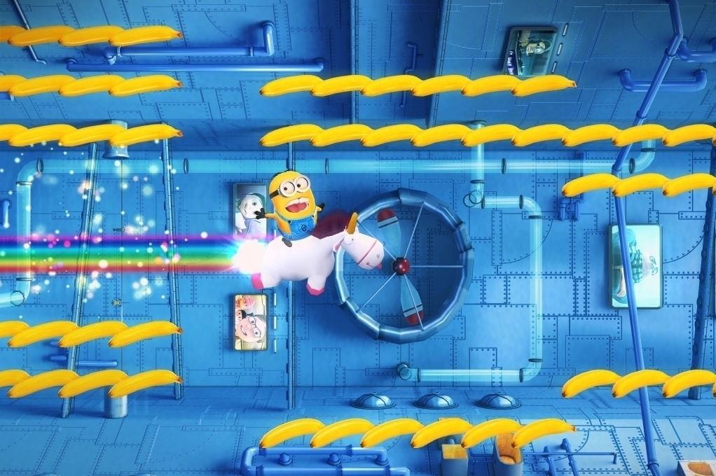 Modojo | Despicable Me: Minion Rush Cheats And Tips - Upgrades