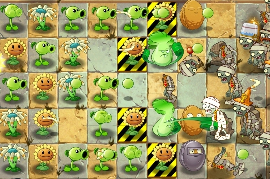 Modojo | Plants Vs Zombies 2: It's About Time Preview