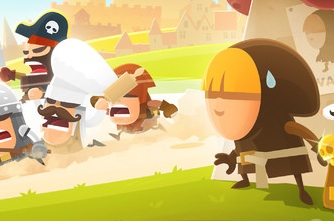 Modojo | Tiny Thief Sneaks Onto iOS