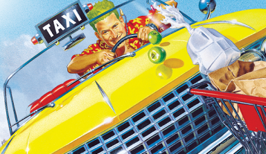 Modojo | Crazy Taxi Screeches Onto Android