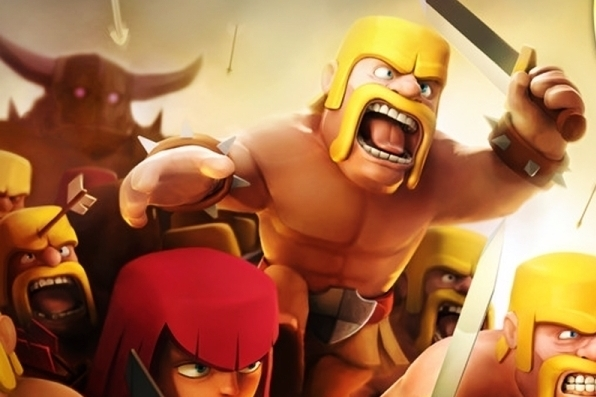 Modojo | Clash Of Clans Kids Clock Up $3,000 Bill