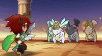 Modojo | Tetris Monsters Invading Japan