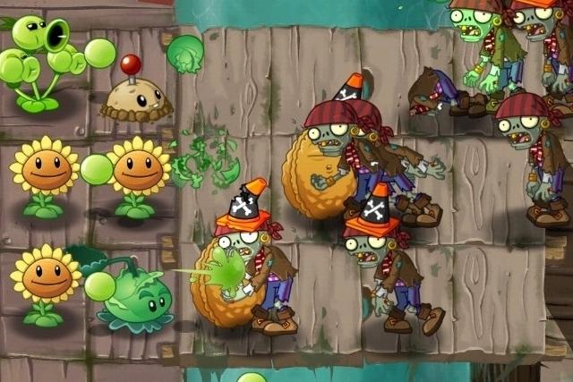 Modojo | Plants Vs Zombies 2