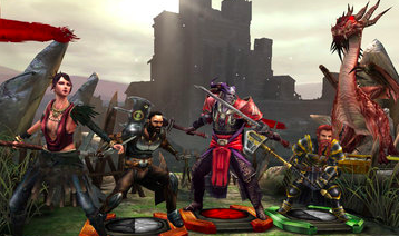 Modojo | Heroes of Dragon Age Announced for iOS and Android