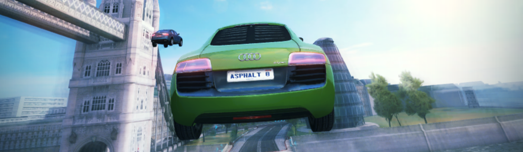 Modojo | Asphalt 8: Airborne Cheats And Tips- London
