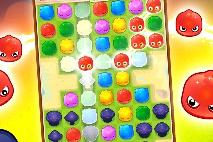 Modojo | Jelly Splash Cheats And Tips: Walkthrough Level 1-5