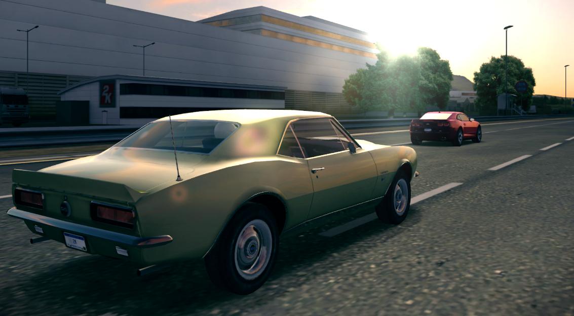 Modojo | 2K Drive