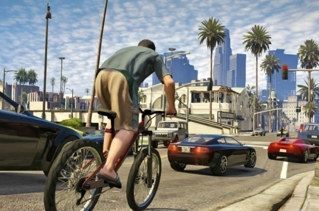 Modojo | Grand Theft Auto 5 Companion App Hits The App Store