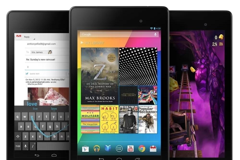 Modojo | Google Nexus 7 2013