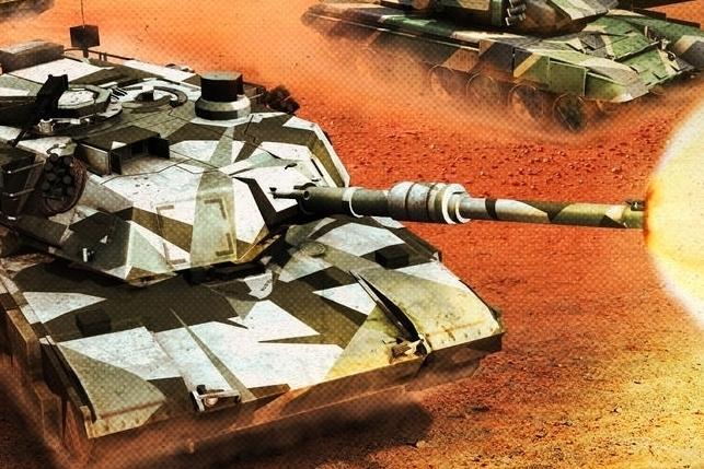 Modojo | Boom! Tanks